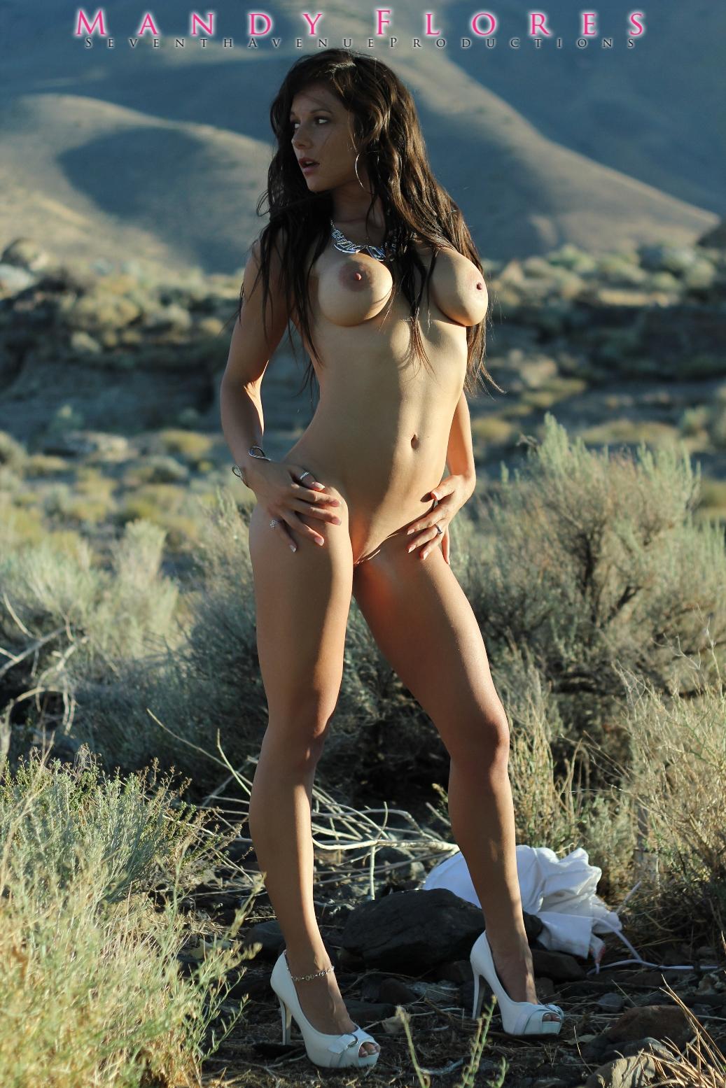 Mandy flores nude